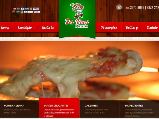 Pizzaria Delivery Da Vinvi