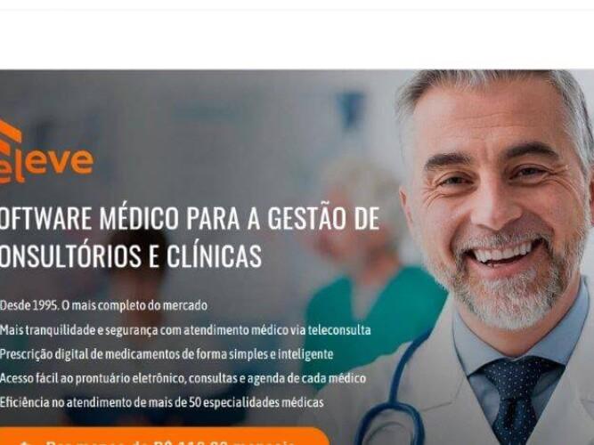 Sistema para Clínicas Médicas Eleve